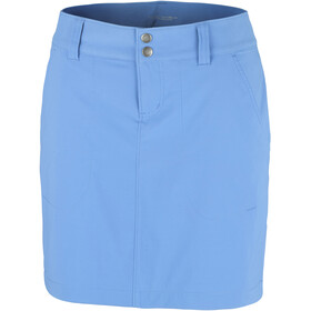 Columbia Saturday Trail Skort Women Blue Dusk